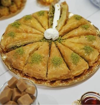 باقلوا هاووچ دیلیمی - پیتزائی - Havuc Dilim Baklava